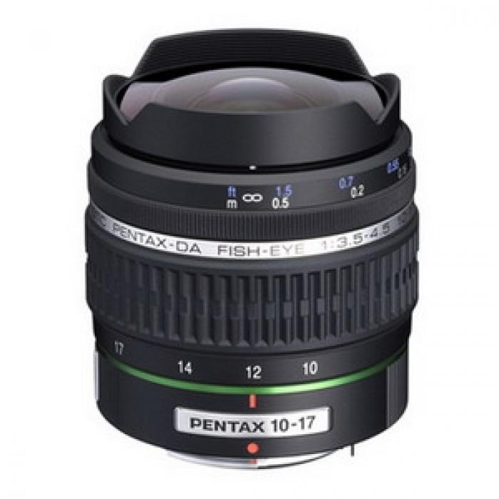 SMC DA FISH-EYE 10-17mm F3.5-4.5 ED IF