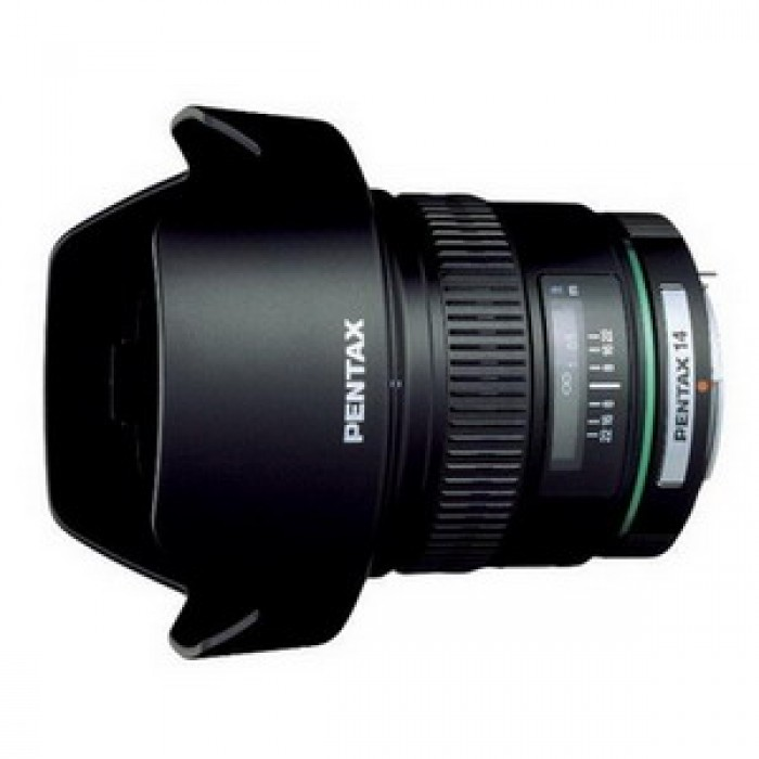 SMC DA 14mm F2.8 ED IF