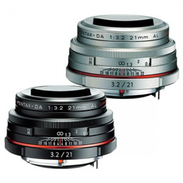 HD DA 21mm F3.2 AL Limited