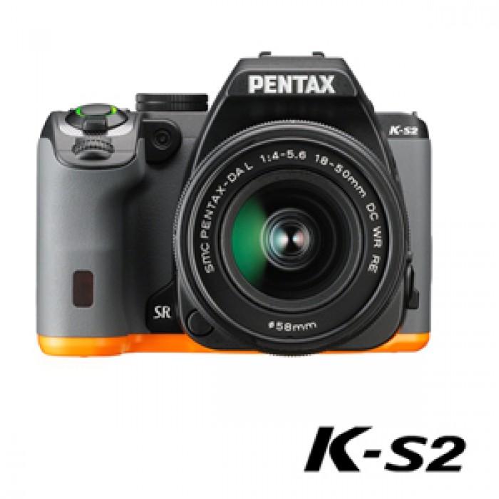 K-S2+DAL 18-50mm WR RE防潑水單鏡組