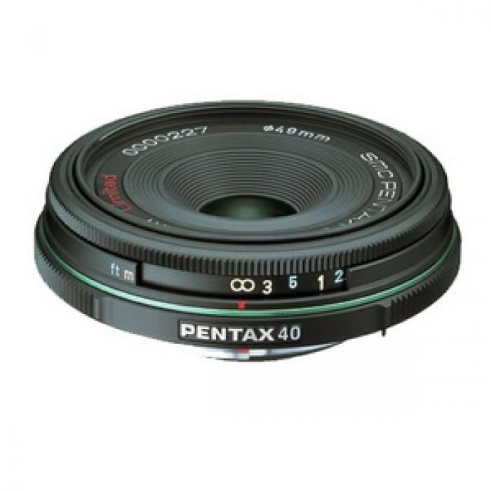 SMC DA 40mm F2.8 Limited