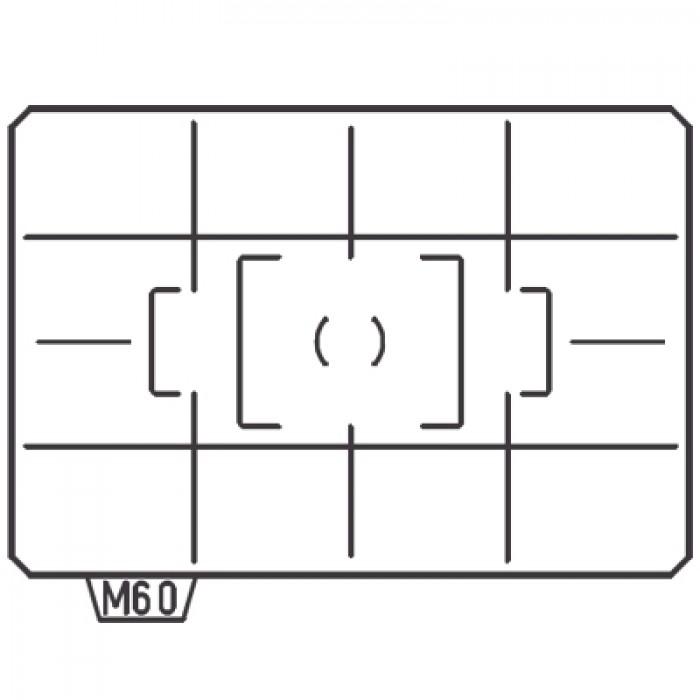 ML-60 井字格線對焦屏