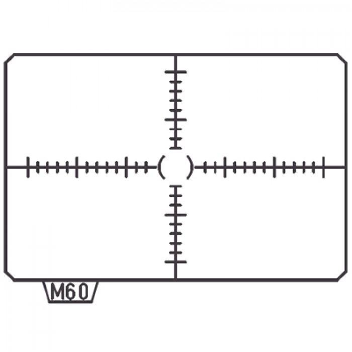 MI-60 十字格點對焦屏