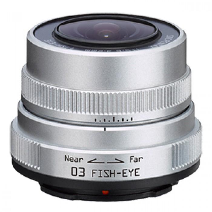 Q 03 魚眼鏡頭3.2mm F5.6