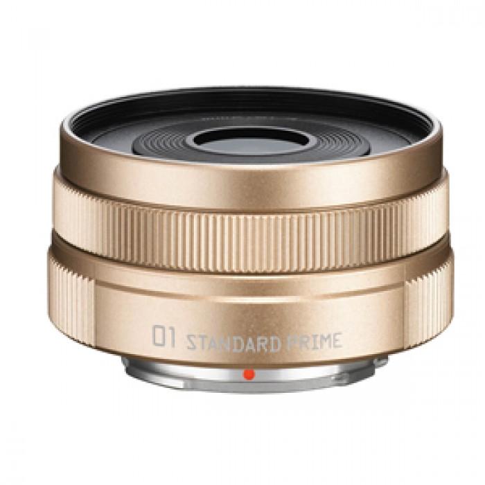 Q 01標準定焦鏡 8.5mm F1.9