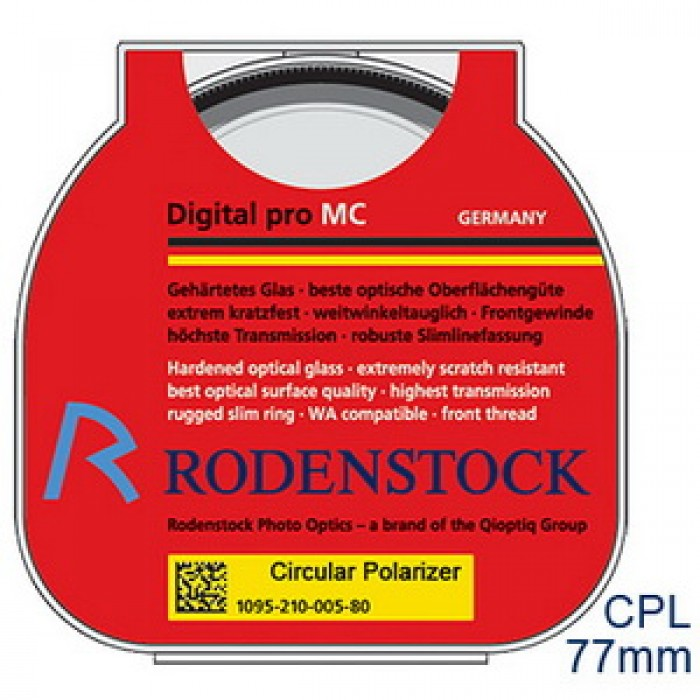 Digital Pro Circular Pol 77mm