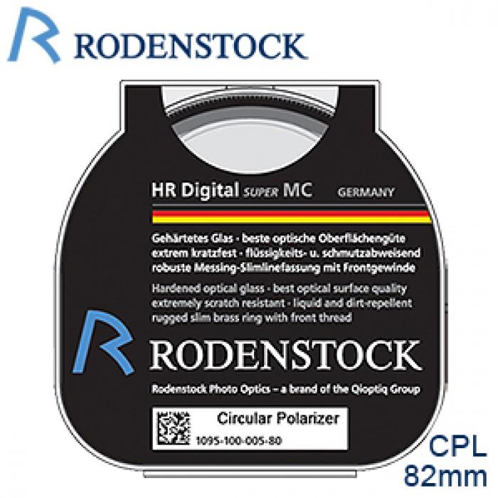 Digital HR Circular Pol 82mm