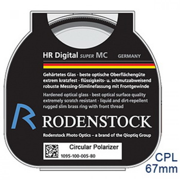 Digital HR Circular Pol 67mm