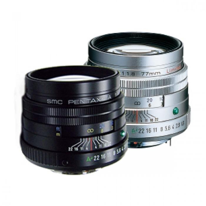 SMC FA 77mm F1.8 Limited