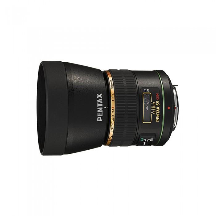 SMC DA*55mm F1.4 SDM