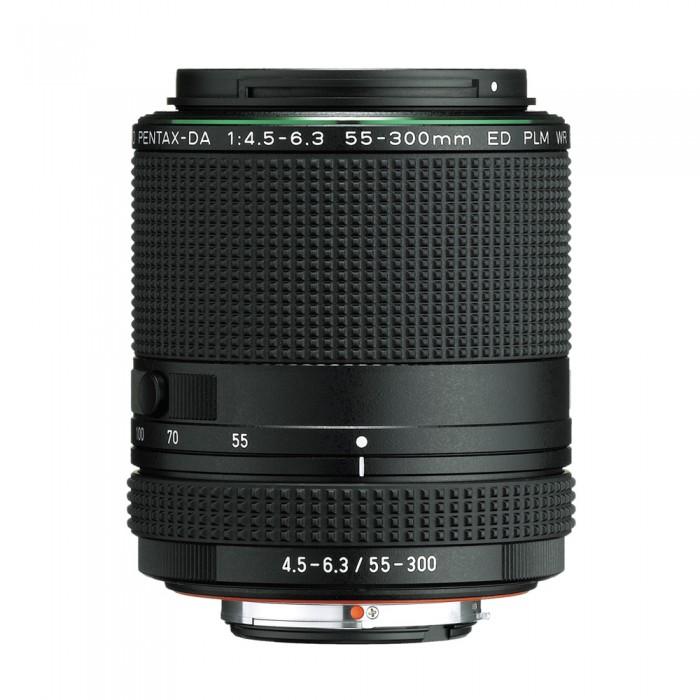 HD DA 55-300mm F4.5-6.3ED PLM WR RE
