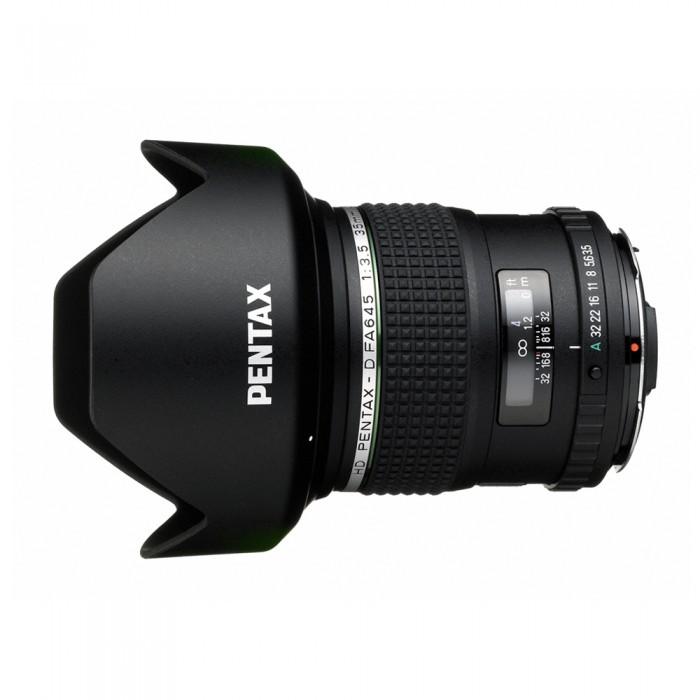 HD DFA 645 35mm F3.5 AL[IF]