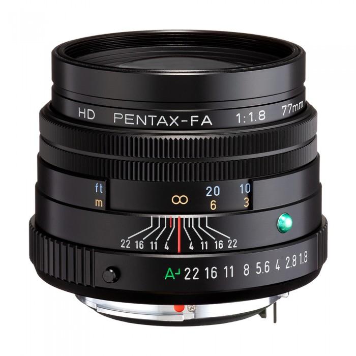 NEW!HD鍍膜PENTAX HD FA 77mm F1.8 Limited