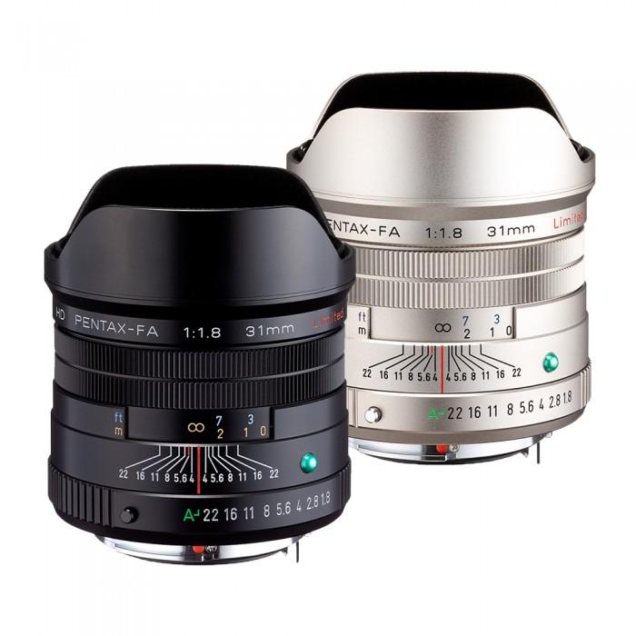 NEW!HD鍍膜PENTAX HD FA 31mm F1.8 Limited