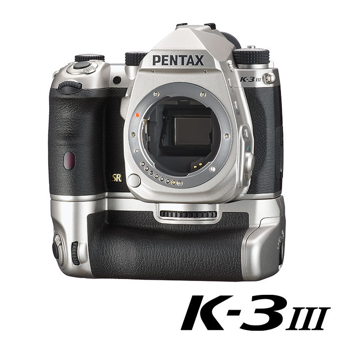 K-3III 特仕版Premium Kit