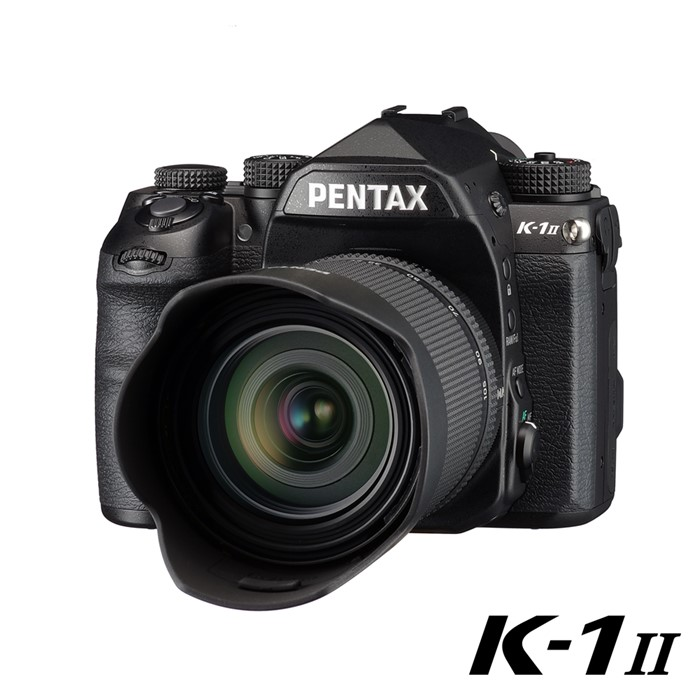 K-1 II+HD DFA 28-105單鏡組註冊禮!原廠電池手把 ~110.10.31止