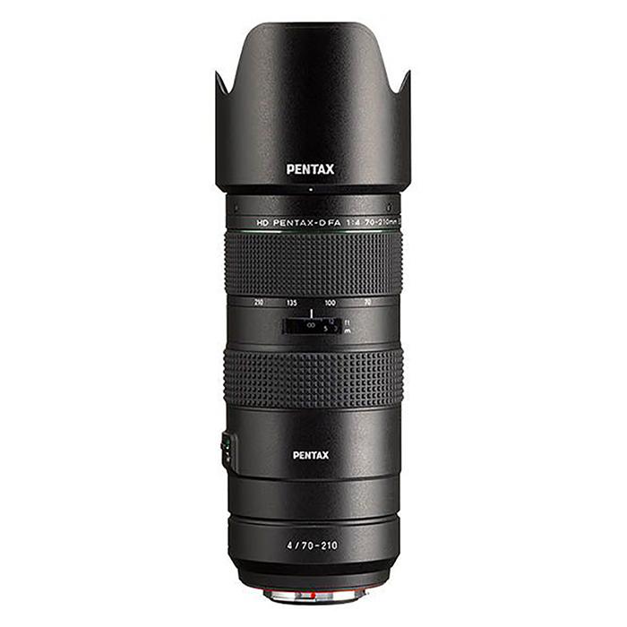 全片幅望遠變焦鏡頭HD D FA 70-210mm F4 ED SDM WR