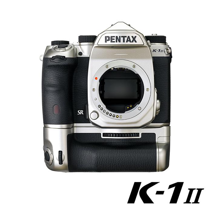 【全球限量發售】K-1 Mark II SE 銀影紀念版
